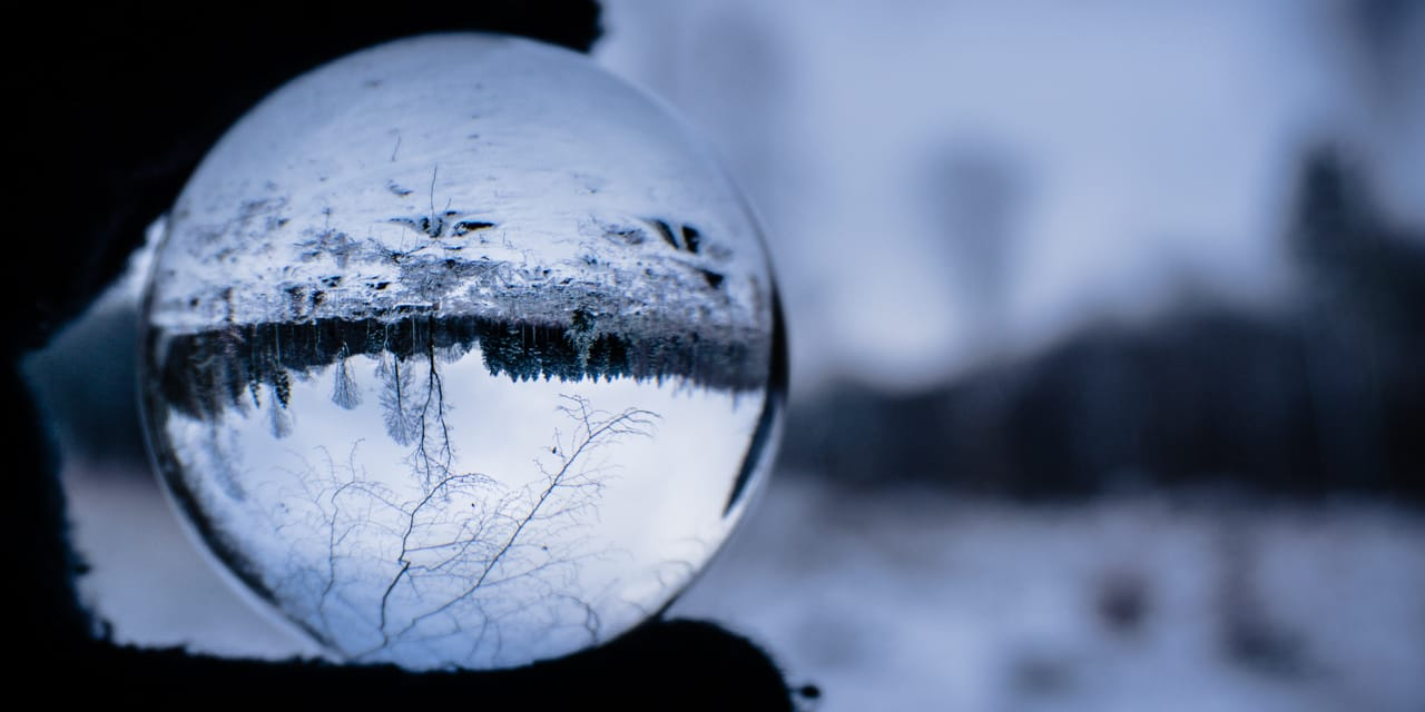 Exkurs Fotozubehör: Andere Ansichten des Winters