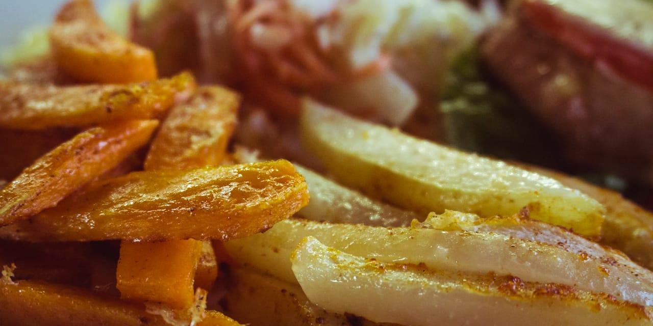 Rezept: Low Carb Pommes – schmackhafte Alternativen zur Kartoffel