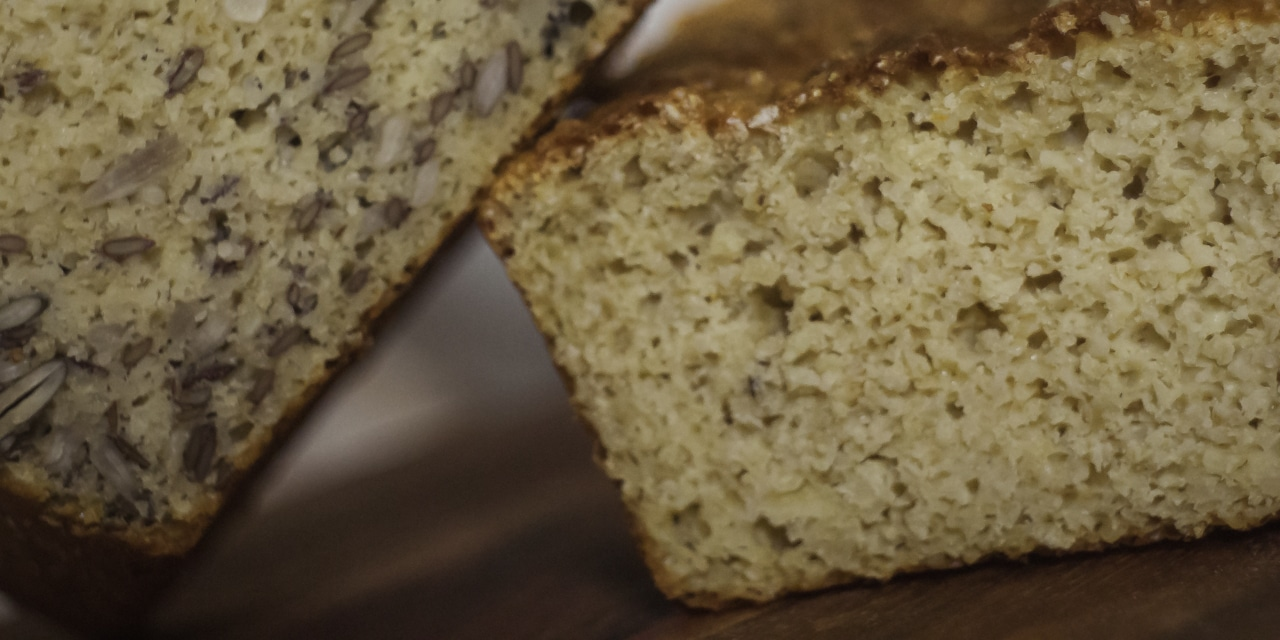 Rezept: Low Carb Brot – viel Geschmack und gute Konsistenz