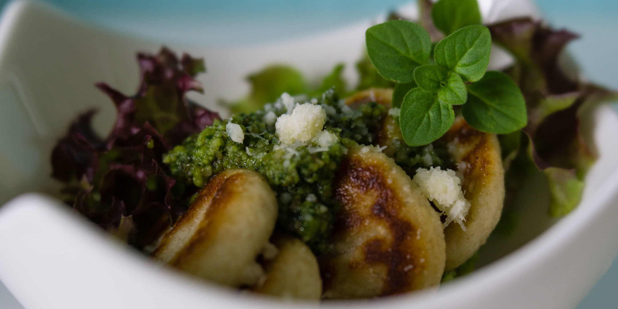 Rezept: Gnocchi in der LowCarb-Version