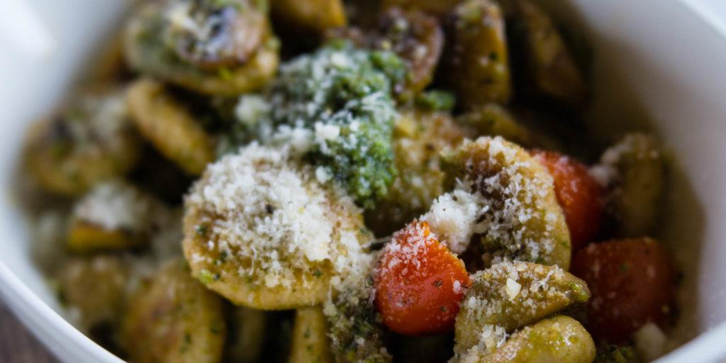 gnocchi, lowcarb, low carb, rezept, kartoffelfasern, günstig, lecker
