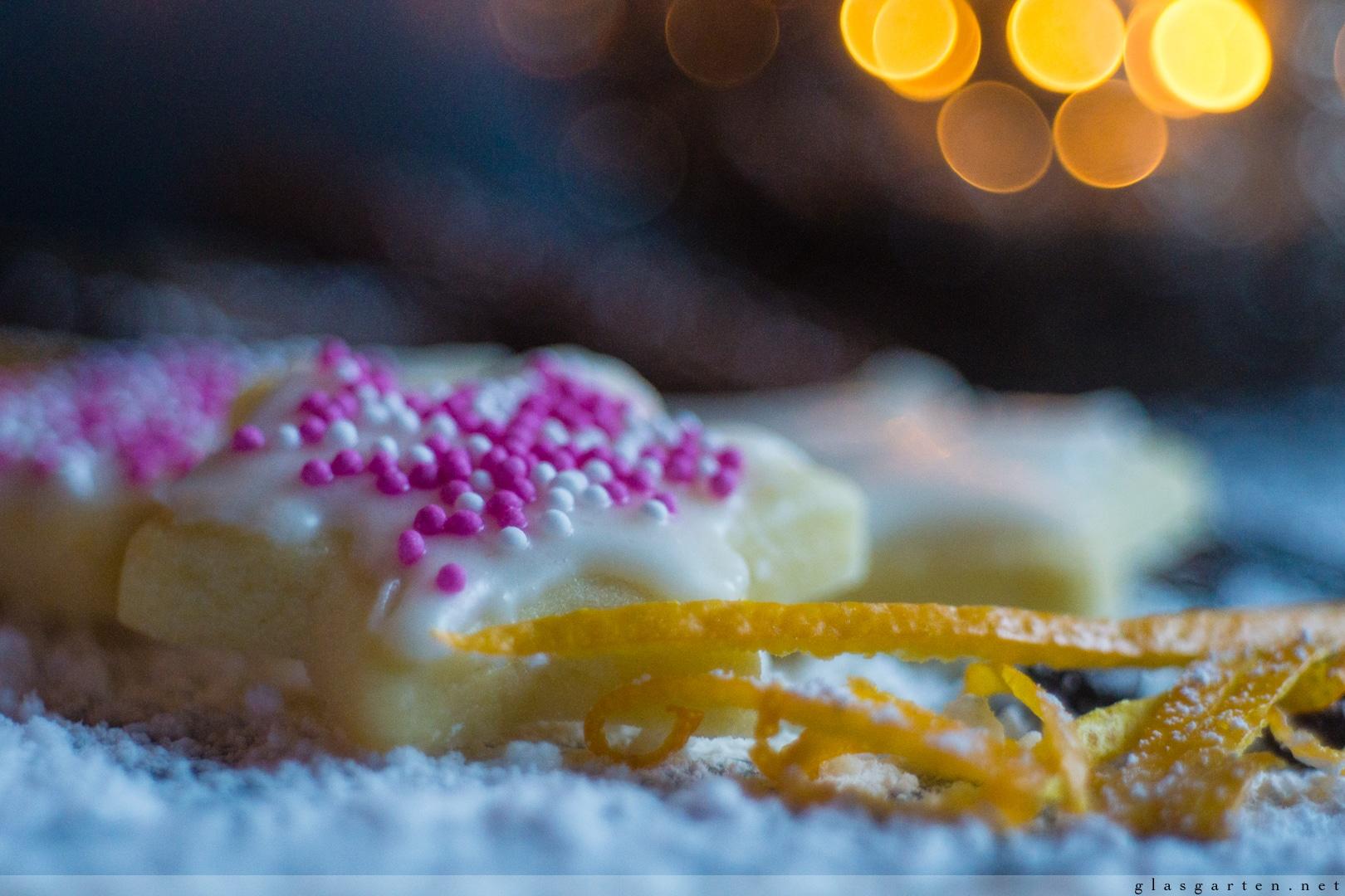 Weihnachtsbäckerei: Ausstechplätzchen