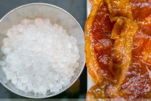 Baconsalz, Rezept, Geschenk aus der Küche, DIY