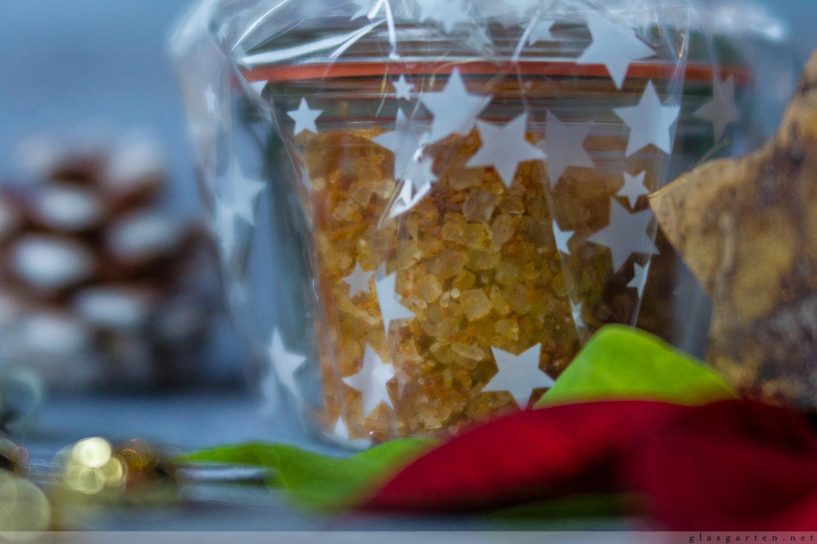 DIY ~ Geschenke aus der Küche: Baconsalz - glasgarten.net