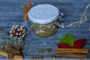 DIY, Rezept, Geschenk aus der Küche, Birnen, Marzipan, Marmelade, Weihnachten