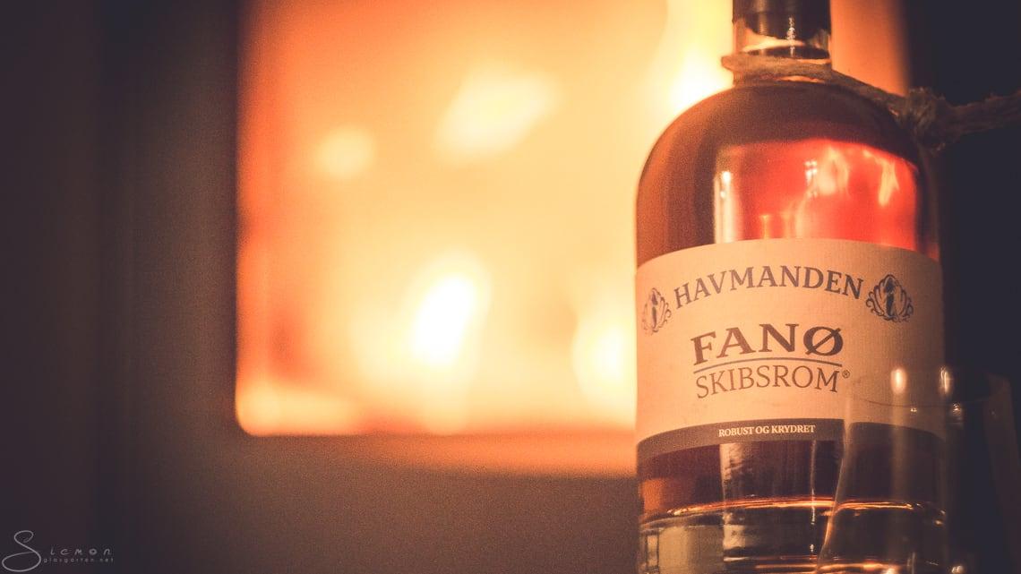 Rum-Tasting: Fanø Skibsrom Havnmanden