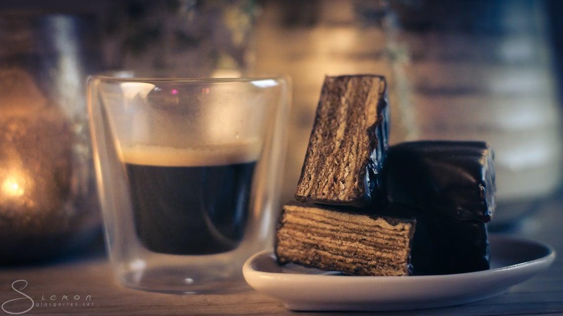 Weihnachtsbäckerei: Baumkuchen – saftig und aromatisch
