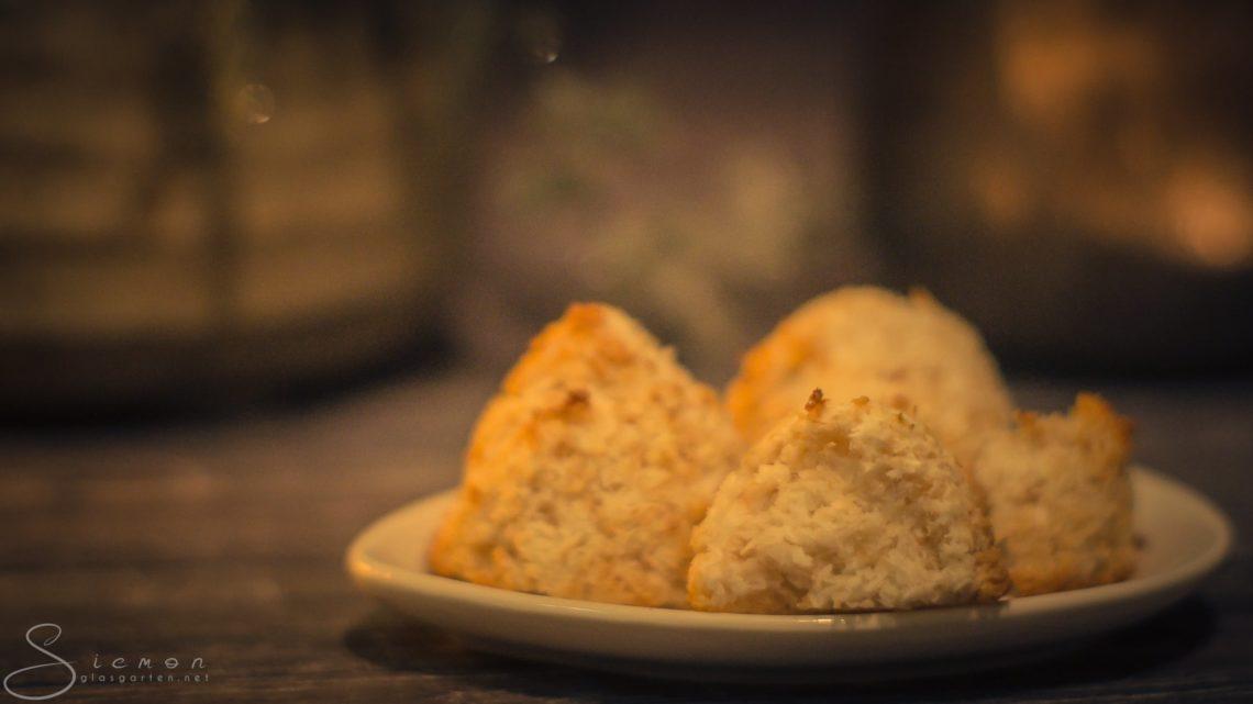 Weihnachtsbäckerei: Kokosmakronen – extra saftig