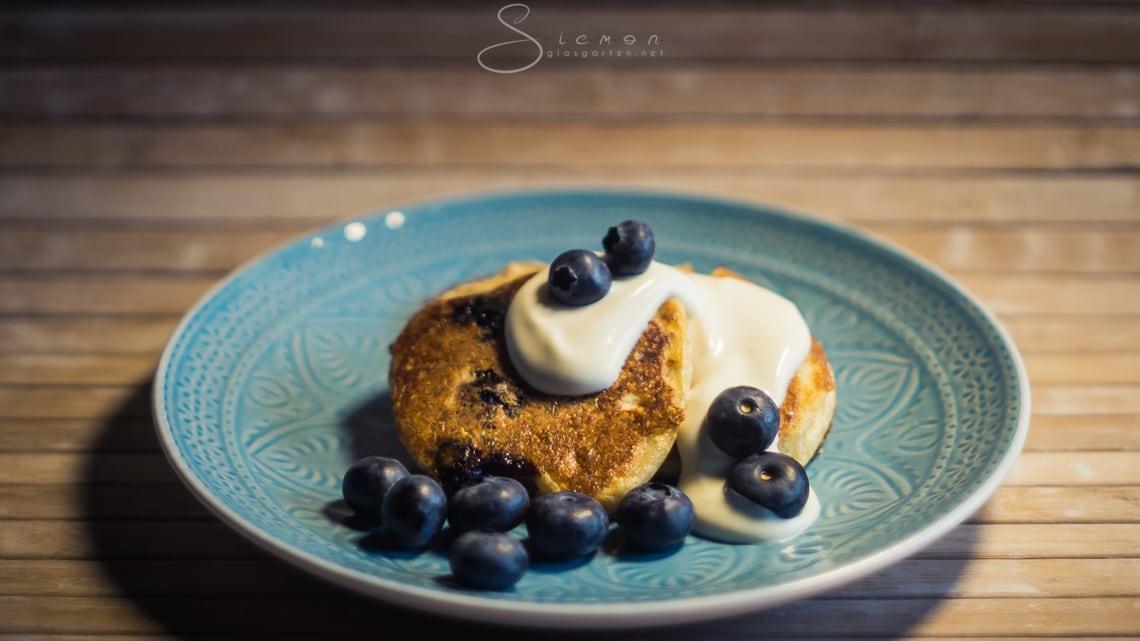 Pancake lowcarb und glutenfrei