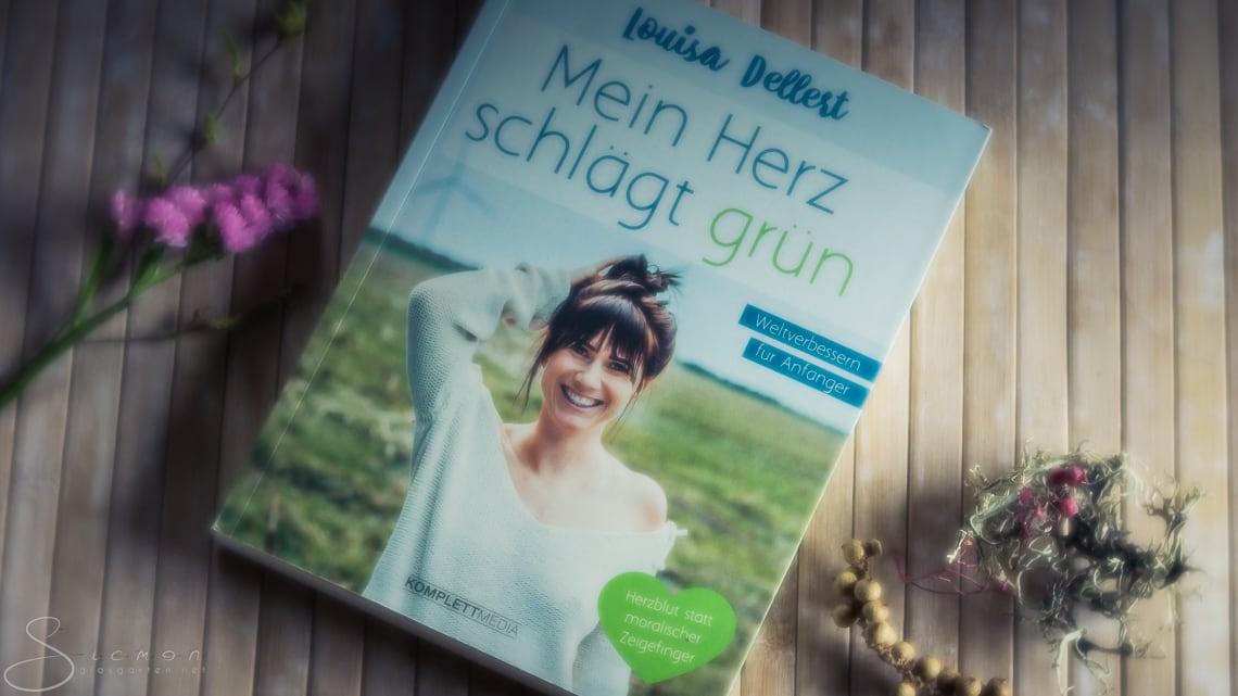 Buchvorstellung: mein Herz schlägt grün von Louisa Dellert